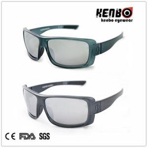 Fashion Square Frame Spotes Sunglasses UV400 FDA CE Ks5012 pictures & photos