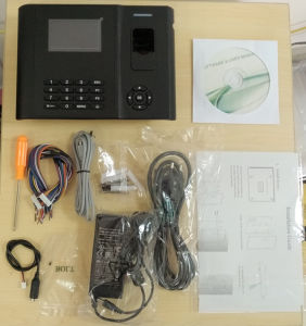 RFID Card Reader and Fingerprint Access Control and Time Attendance System (GT210/ID) pictures & photos