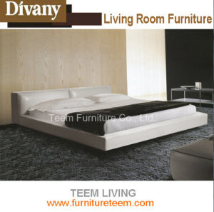 Furntirue Double Bed Modern Style Nobel Bed pictures & photos