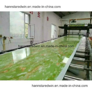 PVC Decorative Marble Sheet for Kitchen pictures & photos