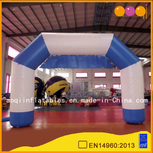 Wedding Decoration PVC Trampoline Inflatabl Archway for Sale (AQ5328-4) pictures & photos