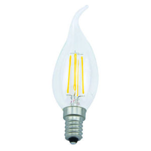New 2W E14 LED Filament Candle Bulb pictures & photos