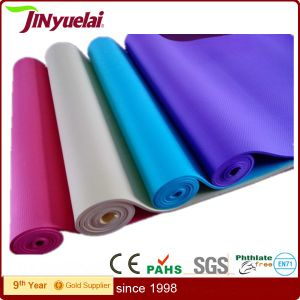100% EVA Yoga Mat, Memory Foam Yoga Mat