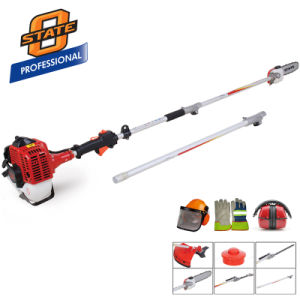 52cc Heavy Duty Gasoline Pruner Saw, Brush Cutter pictures & photos