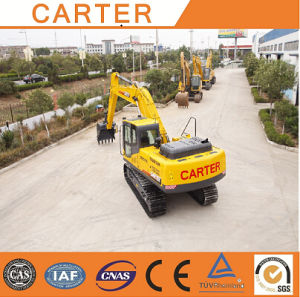 CT360 (36t/114m3) Multifunction Hydraulic Heavy Duty Crawler Backhoe Excavator pictures & photos