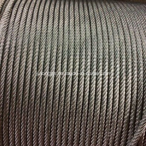 Electro. Galvanized Steel Wire Rope pictures & photos