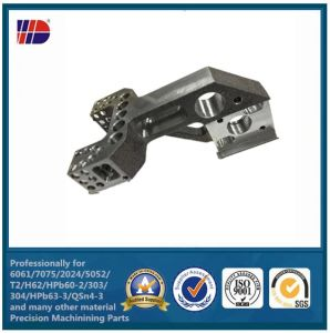 High Pressure Stainless Steel Investment Die Casting Part pictures & photos