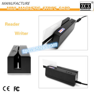 Zcs900 Msr206 Magnetic Card Reader & Writer Hico&Loco 3 Tracks, Encrypted Credit Card Reader