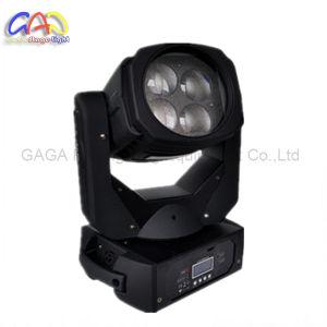 15CH DMX Channels 4PCS Super LED Beam Moving Head Lights pictures & photos