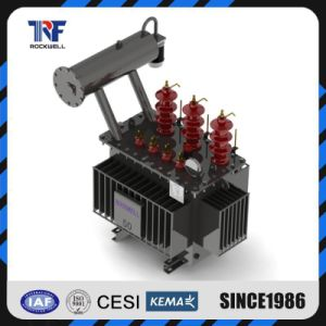 Oil Immersed Three Phase Power Transformer pictures & photos