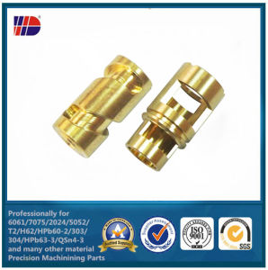 Custom Metal Hardware CNC 3D Printer Small Brass Parts pictures & photos