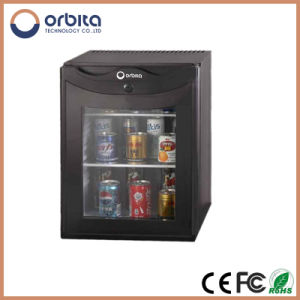 Orbita Slient Working Hotel Auto Minibar Battery Powered Chest Freezer pictures & photos