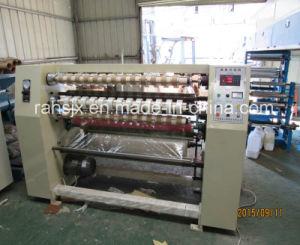 High Speed BOPP Scotch Tapes Slitting Rewinder Machine pictures & photos