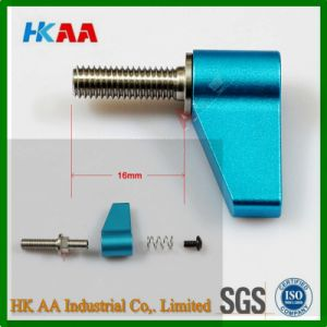 Custom Design Aluminum / Stainless Steel Thumb Screw Knobs Clamps pictures & photos
