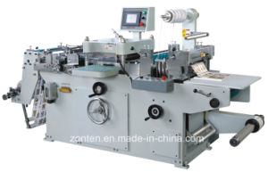Through Cut&Kiss Cut Automatic Flat-Bed Die Cutting Machine Mq320 pictures & photos