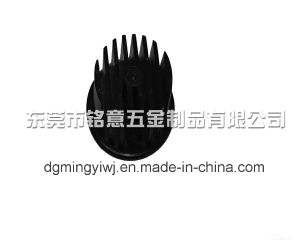 Dongguan Aluminum Alloy Die Casting for Heatsink with Painting (AL419) Made in Mingyi Factory pictures & photos