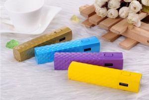 Wholesale Mini Mascara Portable Universal Flashlight Power Bank pictures & photos