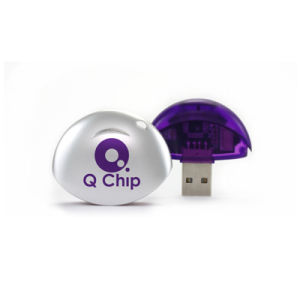 Circle Round Shape USB Flash Drive with Neck Lanyard pictures & photos