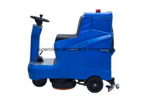 Commerial Low-Noise Ride-on Scrubber Dryer (sc1350) pictures & photos