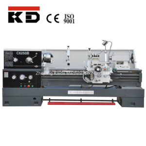 Low Cost Heavy Duty Cutting Precision Lathe Machine C6250b pictures & photos