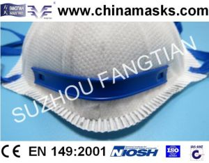 Ce Face Mask Disposable Dust Mask Non-Woven Mask Security Respirator pictures & photos