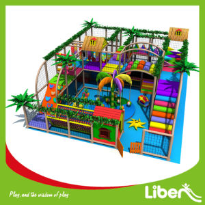 Liben Used Indoor Playground Equipment for Children pictures & photos