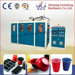 Plastic Plate/Container/Box/Cup Thermoforming Machine pictures & photos