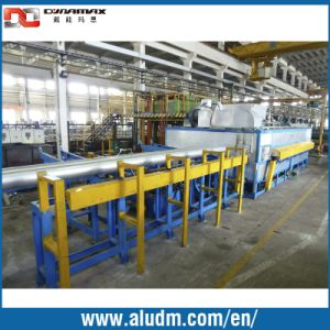 Customized Fully Automatic Aluminum Extrusion Machine Multi Billet Heating Furnace pictures & photos