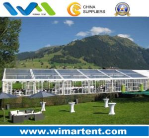 15X35m Transparent Tent for Wedding and Party pictures & photos