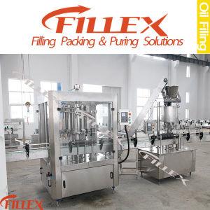 Tunkey Edible Soybean Oil Filling Machine, E-Liquid Filling Machine, Essential Oil Filling Line pictures & photos