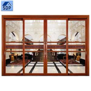 Australian Standard Aluminium Profile Sliding Soundproof Doors