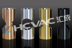 Hcvac PVD Titanium Vacuum Plating Machine, Titanium Nitride PVD Vacuum Coating Equipment pictures & photos