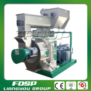 ISO Certificate Ring Die Wood Chips Pellet Mill Machine for Sale pictures & photos