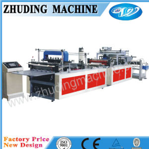 High Speed Automatic Shopping Bag Making Machine pictures & photos