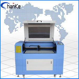 Ck6090 80W/100W Pet Tag Nameplate Engrave Cut Machine pictures & photos