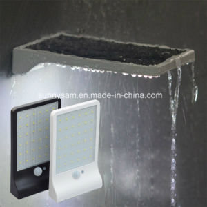 Waterproof IP65 Solar Powered LED Outdoor Motion Sensor Light pictures & photos