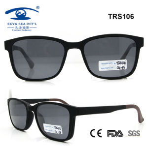Latest High Quality Beautiful Fashion Tr90 Sunglasses (TRS106) pictures & photos
