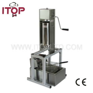 Spanish Churro Filler Machine for Sale (ITCM-19) pictures & photos