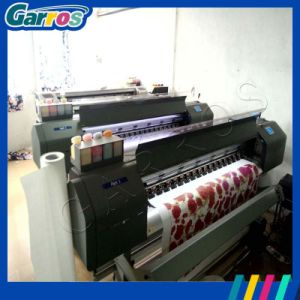 Garros Sublimation Heat Transfer Polyester Fabric Printer pictures & photos