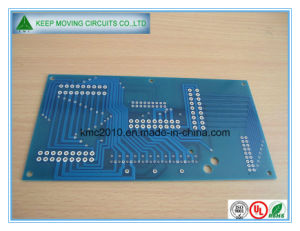 2-Layer Blue Mask PCB Board pictures & photos