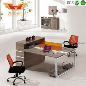 New Style Office Workstation for 2 Persons Hy-Z17