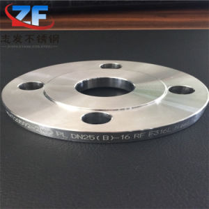 ASTM Stainless Steel Ss304/Ss316/Ss321 RF Flange pictures & photos