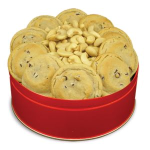 OEM Cookies Food Tin Box with Printing Custom Artworks pictures & photos