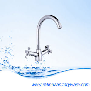 Popular Dual Handle Kitchen Faucet and Mixer (R7036860C-M7126Y) pictures & photos
