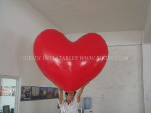 Heart Sphere Balloon, Helium Balloon, Inflatable Flying Balloon with LED Lighting (K7025) pictures & photos