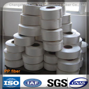 Hot Sale! ! PP Fibre Micro Polypropylene Concrete Fiber for Engineering pictures & photos