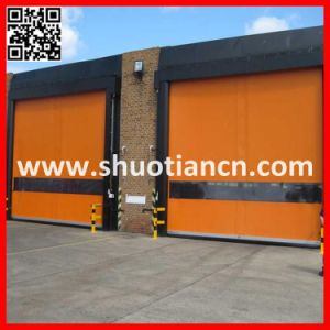Industrial High Speed Roll up Gate (ST-001) pictures & photos