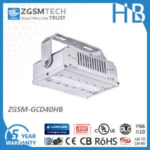 5 Year Warranty IP66 Factory Warehouse Industrial 40W LED High Bay Light pictures & photos
