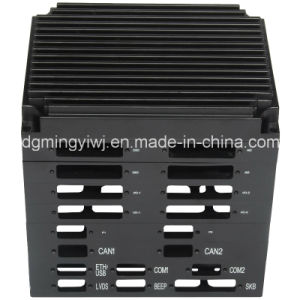 Aluminum Casting Die Combiner Accessories (AL21) with CNC Machining Made in Chinese Factory