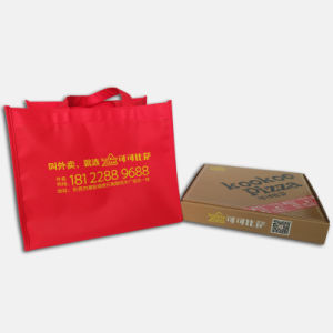 Shopping Bag for Taking out pictures & photos